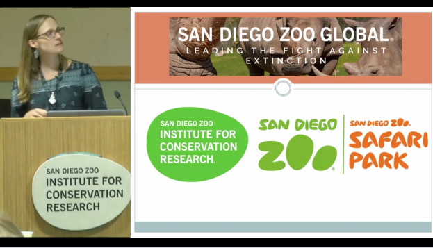 Screenshot of Plant Genetics Conservation Workshop, 2019, Introductions, Overview video