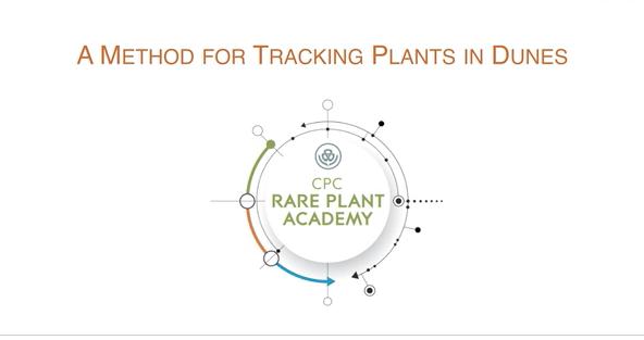 Screenshot of Labeling Plants in Dunes video