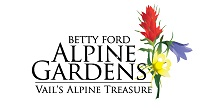 Betty Ford Alpine Gardens Logo