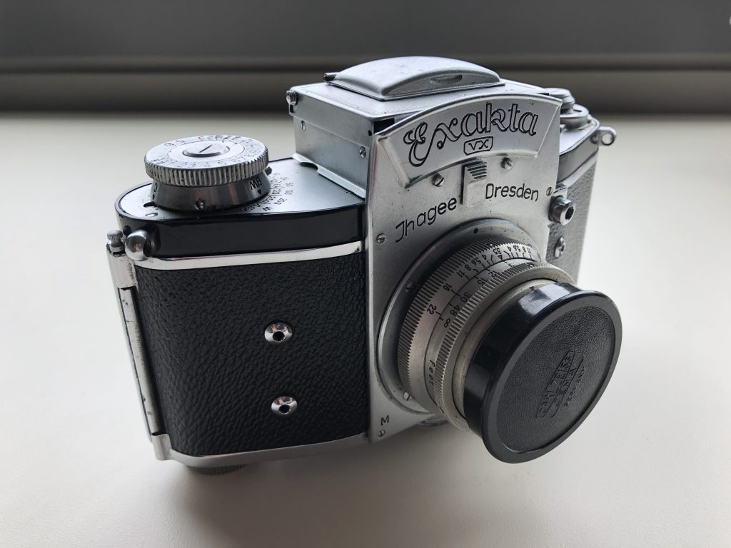 Eula Whitehouse's camera.