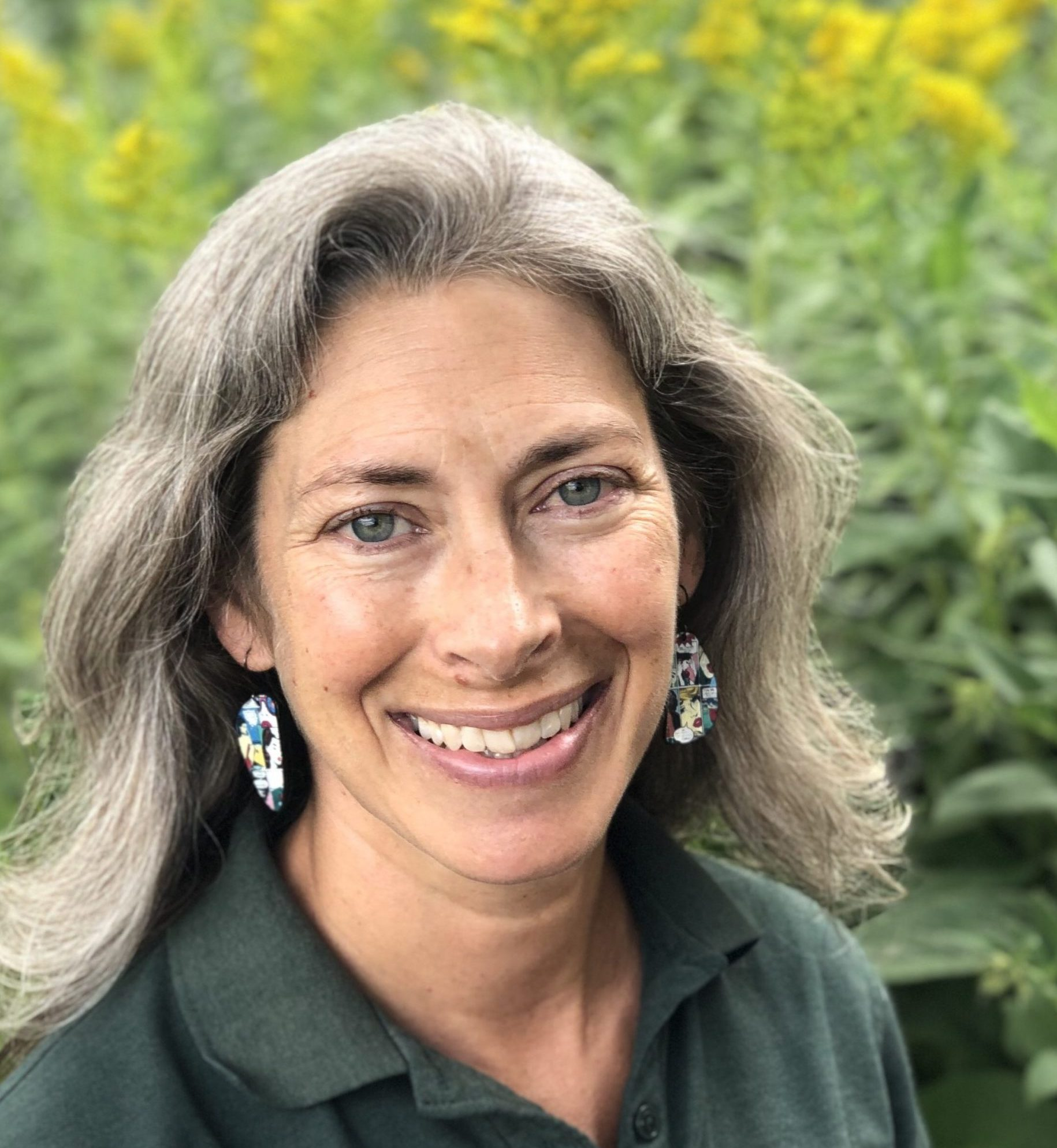 Photo of Dr. Kristin Haskins, Executive Director, The Arboretum at Flagstaff