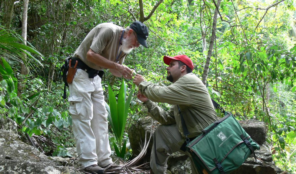 Photo of Omar Monsegur-Rivera, USFWS, Caribbean Ecological Services Field Office