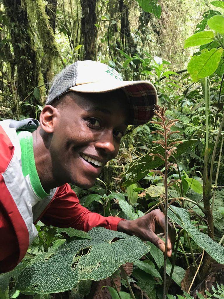 Photo of Jason Ligon, Tissue Culture & Seed Bank Coordinator, Atlanta Botanical Garden 2019 Siempre Verde, Ecuador