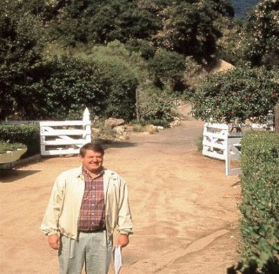 The first institution that Dr. Schneider brought into the CPC network while he was at the helm was Santa Barbara Botanical Garden in 1995 – the year of this photo.