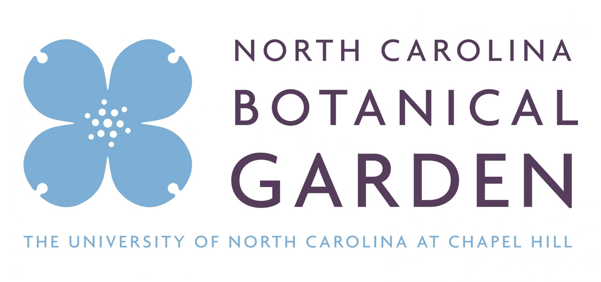 North Carolina Botanical Garden Logo
