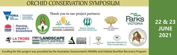 Orchid Conservation Symposium logo