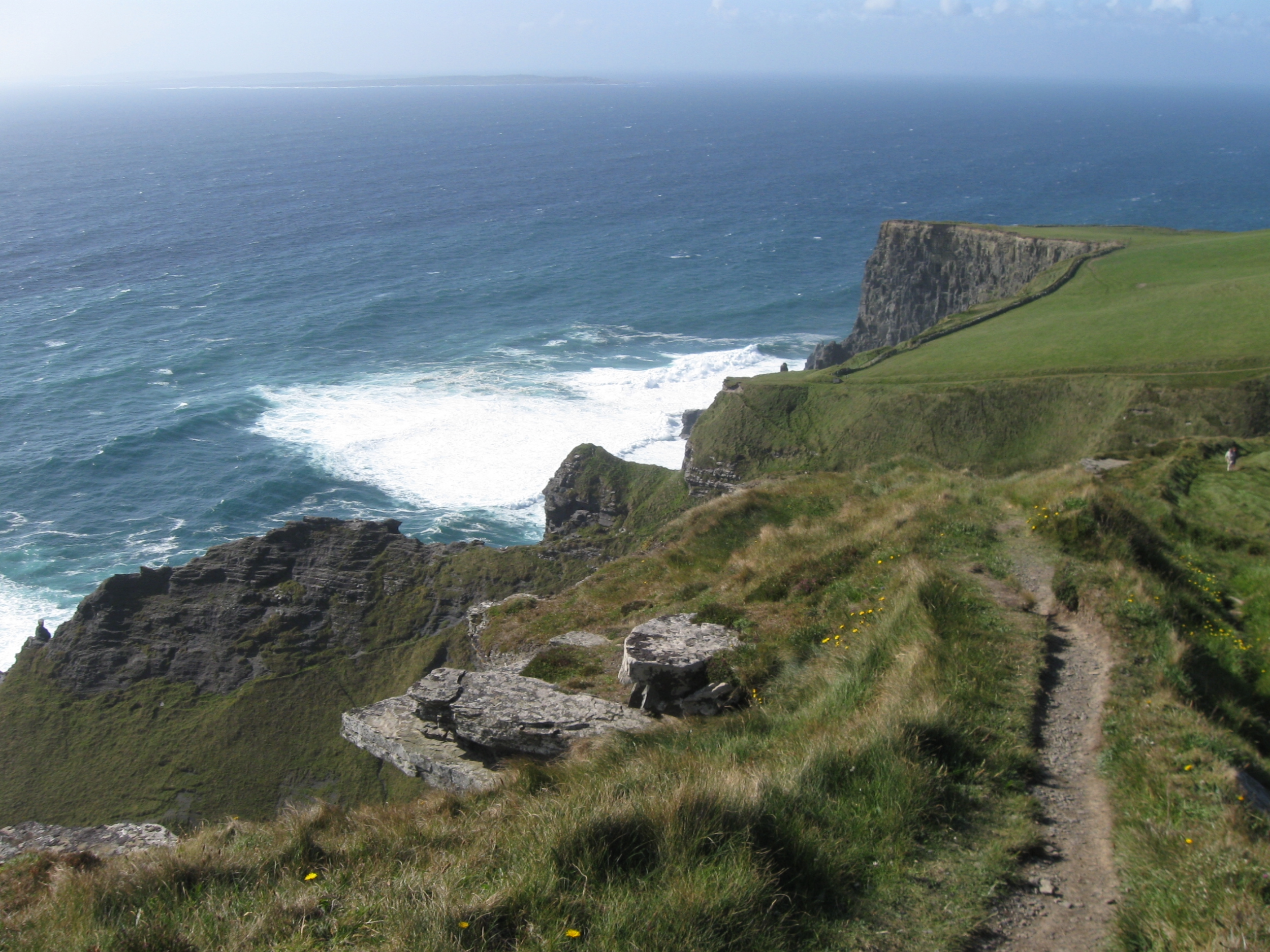 Image of the Cliffs of Mohr, Ireland