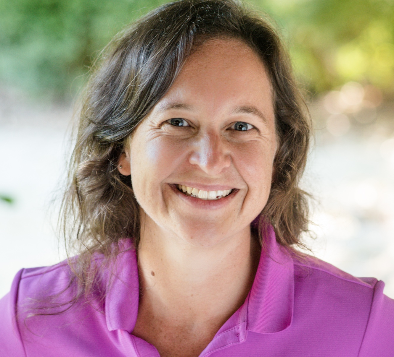Image of Britt Patterson-Weber, Vice President of Education & Interpretation at Naples Botanical Garden